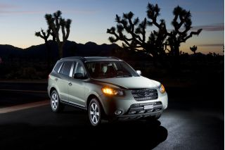 2009 Hyundai Santa Fe Photo