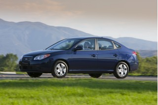 2010 Hyundai Elantra Photo