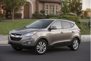 2010 Hyundai Tucson Photo