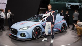 RN30 concept previews Hyundai's first 'N' performance car