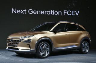 Hyundai FCEV concept