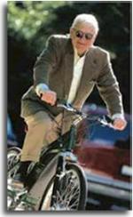Iacocca on E-bike