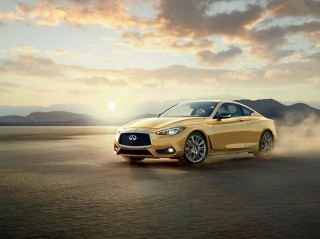 Infiniti Q60 Red Sport 400 to be sold in Neiman Marcus Christmas Book