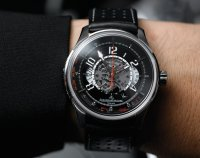 Jaeger chronograph unlocks the Aston Martin DBS
