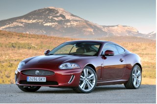 2009 Jaguar XK Photo