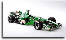 Jaguar F1 concept