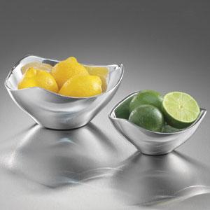 Jaguar Nambe bowls