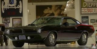 Jay Leno takes a look at a 1970 Plymouth Barracuda