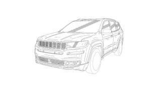 3-row Jeep SUV revealed in patent drawings