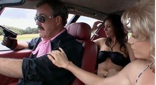 Jeremy Clarkson, international man of mystery