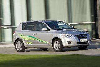 Kia cee\'d Hybrid