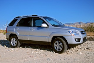 2010 Kia Sportage Photo