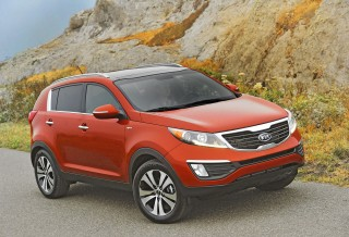2011 Kia Sportage Photo