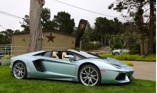 2014 Lamborghini Aventador Roadster