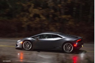 Lamborghini Huracan stars in new Marvel film Dr. Strange