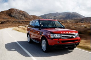2009 Land Rover Range Rover Photo
