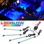 LEDGLOW Blue Interior Lighting Kit