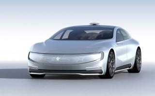 LeEco LeSee concept, 2016 Beijing Auto Show