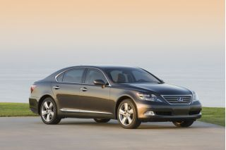 2009 Lexus LS 600h L Photo
