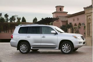 2009 Lexus LX 570 Photo