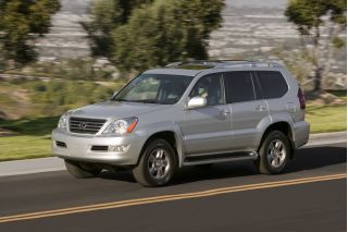 2009 Lexus GX 470 Photo
