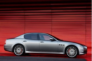 2012 Maserati Quattroporte Photo