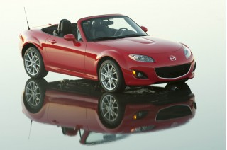 2010 Mazda MX-5 Miata Photo