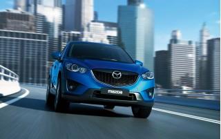 2012 Mazda CX-5 Compact Crossover: 2011 Frankfurt Auto Show