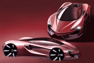McLaren begins European design tour in Paris