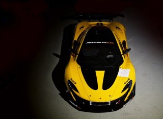 Undriven McLaren P1 GTR up for sale