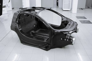 Mclaren Developing Next Generation Carbon Tub And