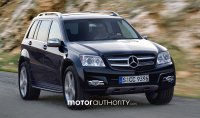 Mercedes-Benz confirms GLK SUV for 2008