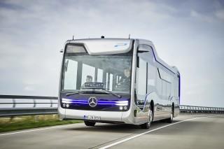 Mercedes-Benz Future Bus concept