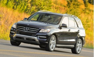 2012 Mercedes-Benz M Class Photo