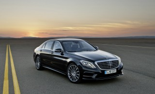 2014 Mercedes-Benz S Class Photo