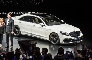 Mercedes-AMG pumps S63 to 603 horsepower with smaller engine