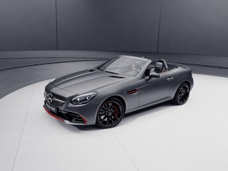 Mercedes amping up the style for the SL and SLC with new special editions