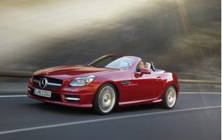 2012 Mercedes-Benz SLK Class Photo