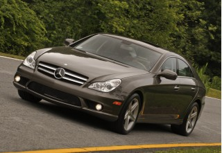 2010 Mercedes-Benz CLS Class Photo