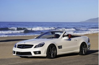 2010 Mercedes-Benz SL Class Photo