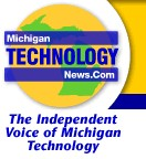 Michigan Technology News logo