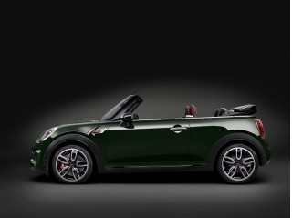 2016 MINI Cooper John Cooper Works convertible