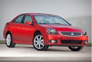 2010 Mitsubishi Galant Photo
