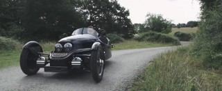 Morgan EV3 starts production with limited-edition run