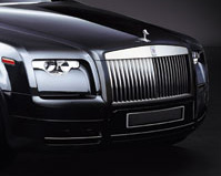 New details on Rolls Royce's next-gen saloon