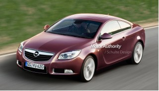 Preview Opel Insignia GTC Coupe Gallery 2  MotorAuthority