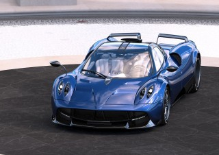 Pagani unveils one-off Huayra Pearl edition