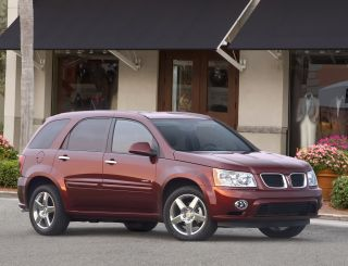 2009 Pontiac Torrent Photo