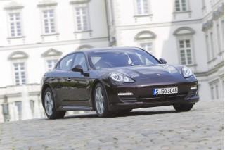 2011 Porsche Panamera Photo