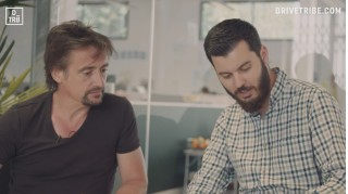 Richard Hammond and Rimac boss discuss Concept_One crash